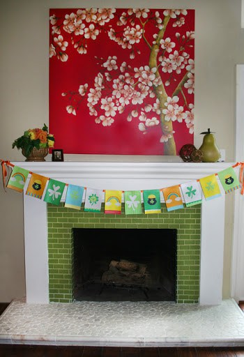 St. Patrick's Day Printable Banner