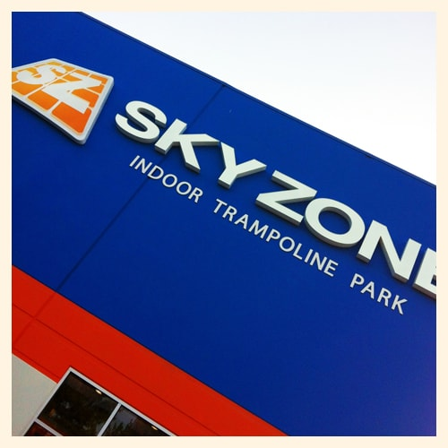 photograph regarding Printable Sky Zone Waiver called Sky Zone Trampoline Dwelling within just Anaheim Hills - Popsicle Site