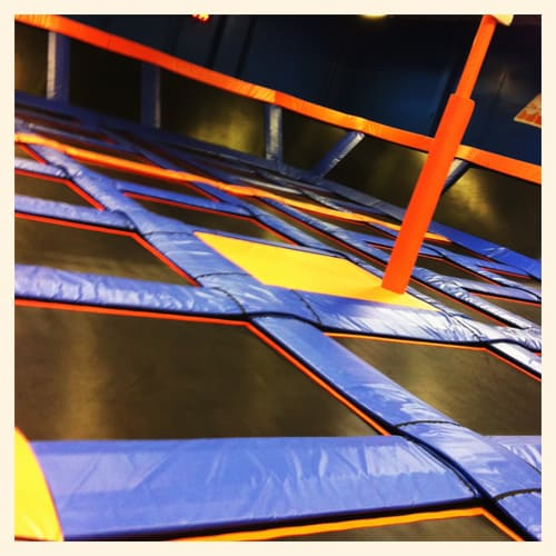 picture about Printable Sky Zone Waiver identified as Sky Zone Trampoline Place within Anaheim Hills - Popsicle Blog site