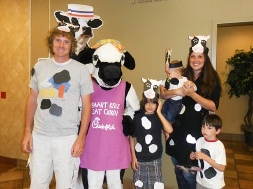 image about Chick Fil a Cow Appreciation Day Printable called Cow Appreciation Working day at Chick-fil-A is Friday! - Popsicle Blog site