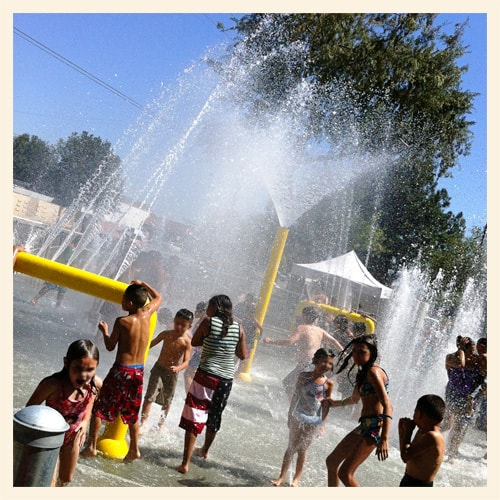 Lemon Park Spray Pool In Fullerton Popsicle Blog