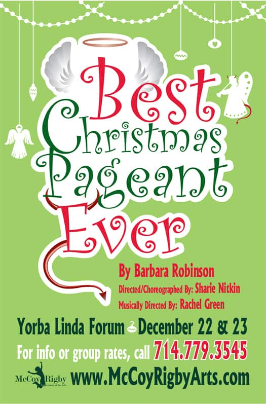 best christmas pageant ever - The Best Christmas Pageant Ever Play