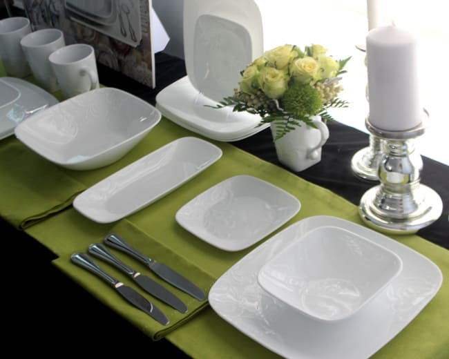 corelle-cherish-dishes corelle-plates-bowls & I\u0027m Replacing my Broken Wedding Dishes with Corelle | Giveaway ...