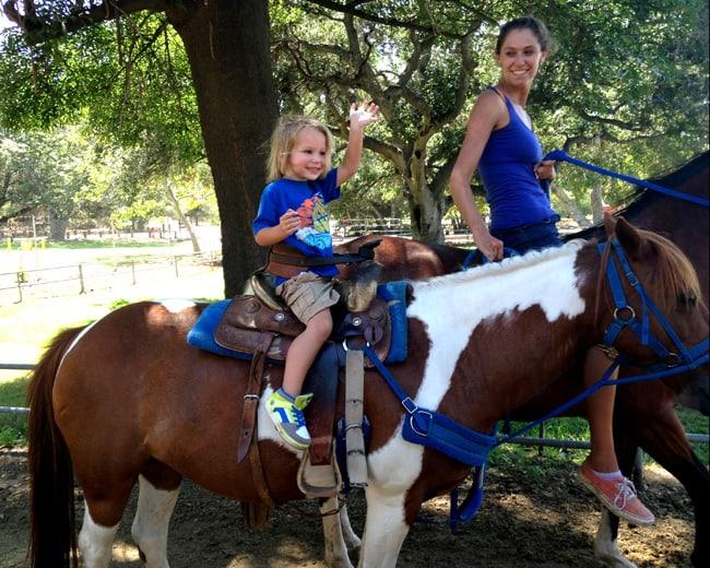 irvine-park-horse-rides