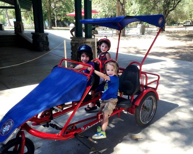 irvine-regional-park-bike-rentals
