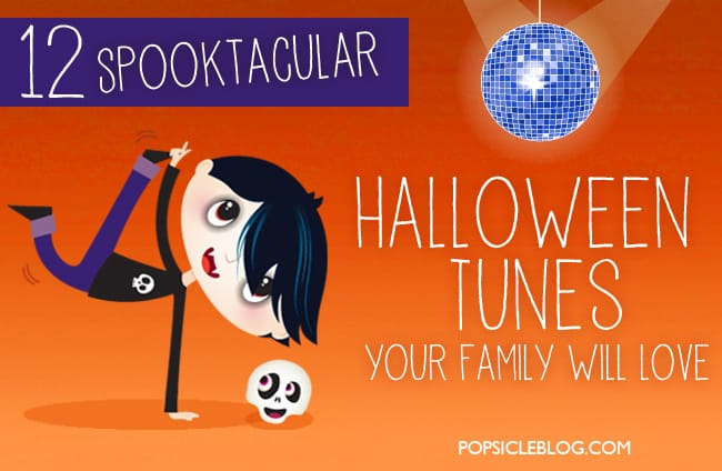 The Best Halloween Songs for Families