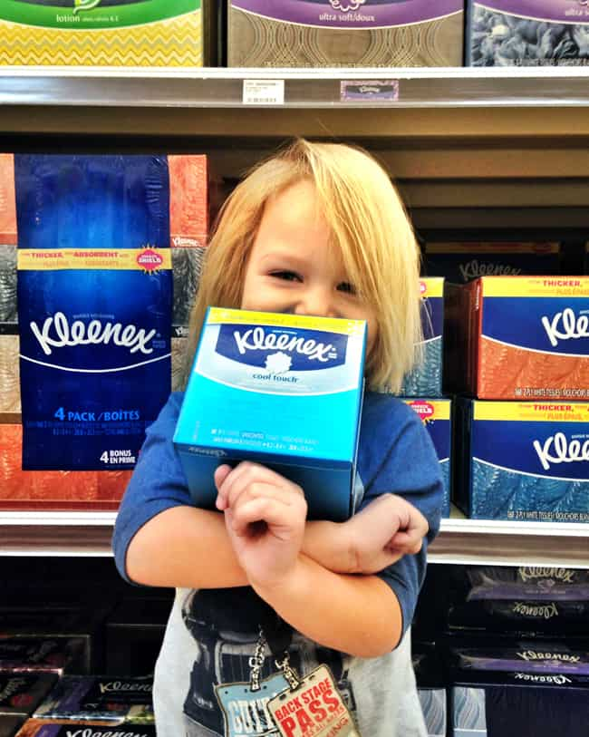 Kleenex-tissue-get-well-gift