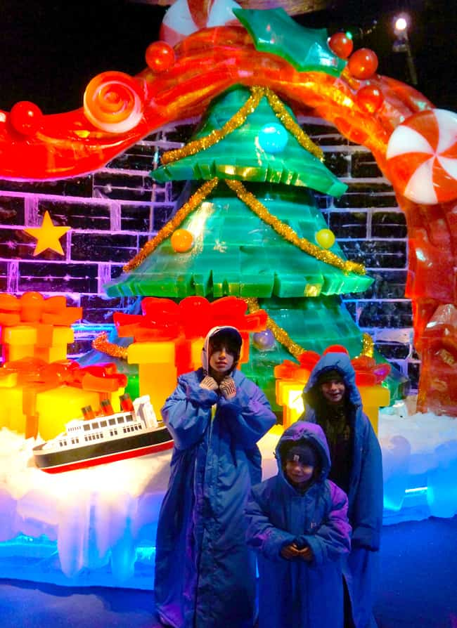 Queen-mary-chill-ice-kingdom-ice-sculptures