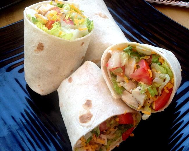 earl-of-sandwich-chicken-wrap