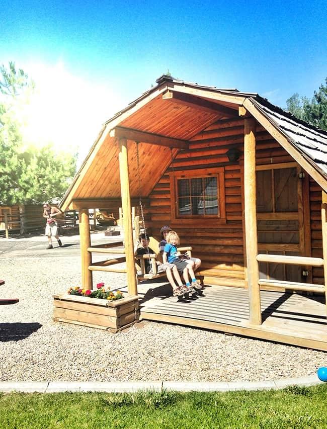 Koa Cabins Camping Rentals Popsicle Blog