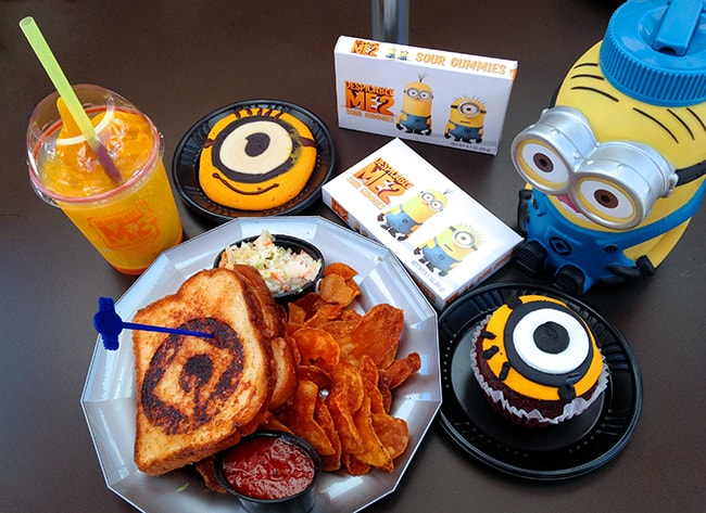 Super silly fun land at universal studios hollywood popsicle blog minion food universal studios ccuart Images