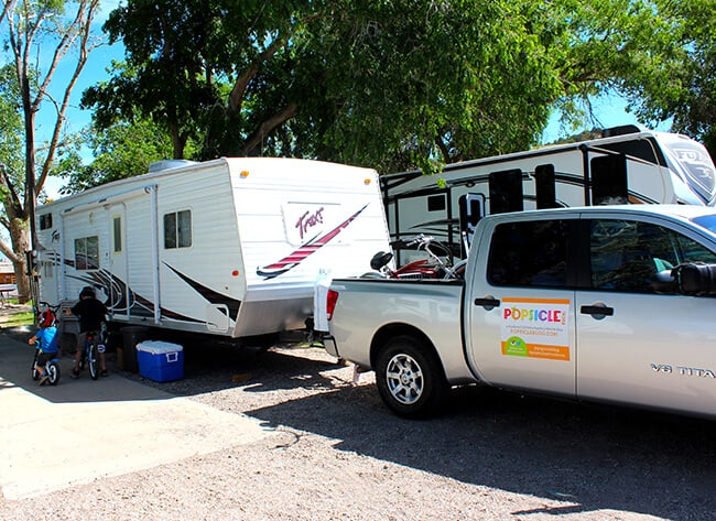 Family & Pet Friendly Campgrounds - Kampgrounds of America #KOA
