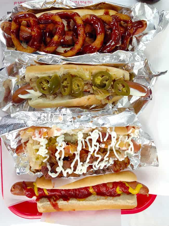 pinks-hotdogs