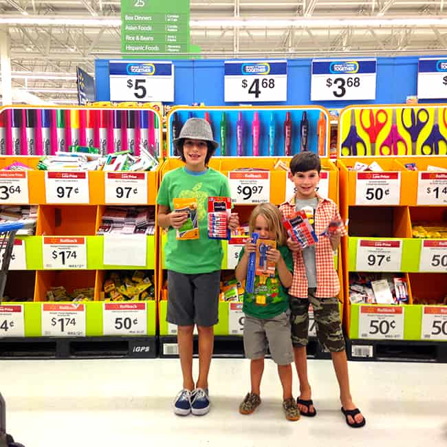 walmart-school-supply-shopping