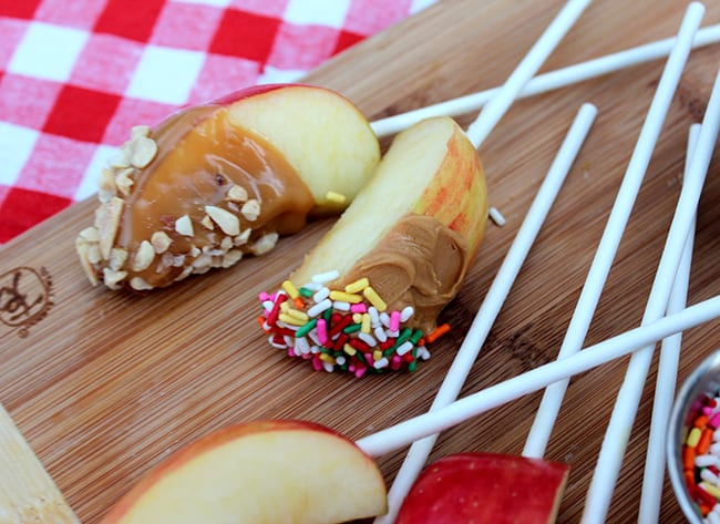Fresh and Easy Apples