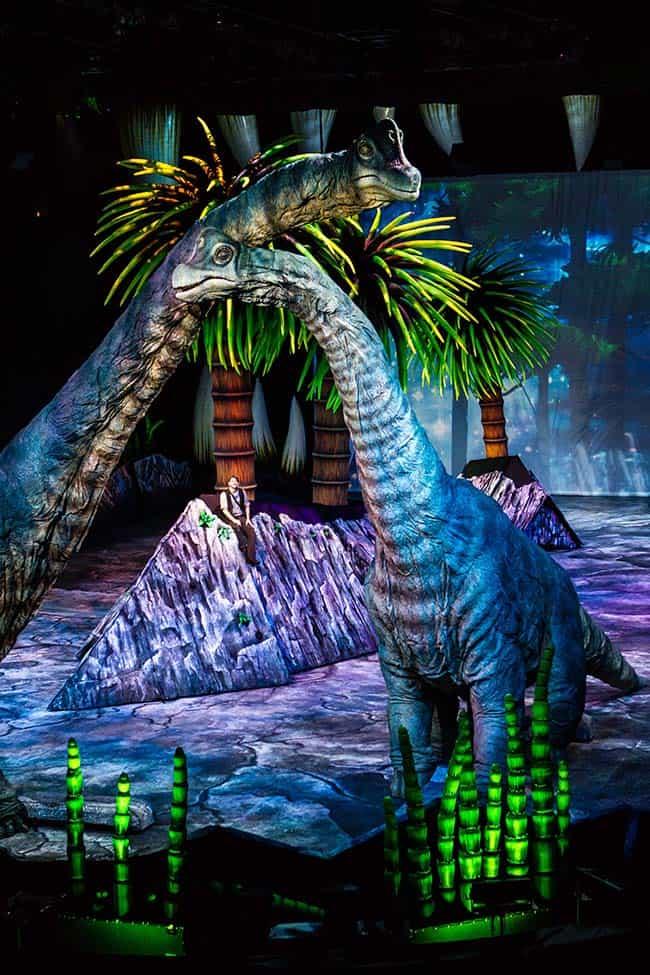 Walking With Dinosaurs Brachiosaurus