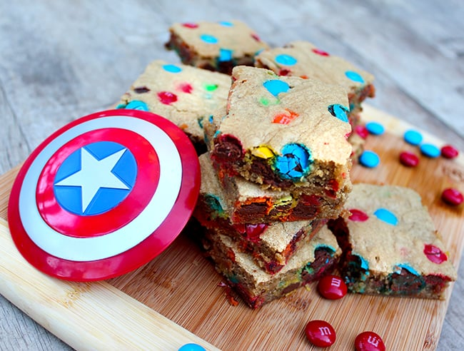 captain-america-blonde-brownies-recipe-instructions