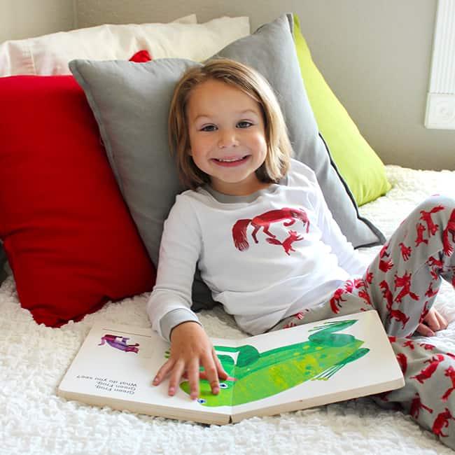 eric-carle-kids-fox-pajamas