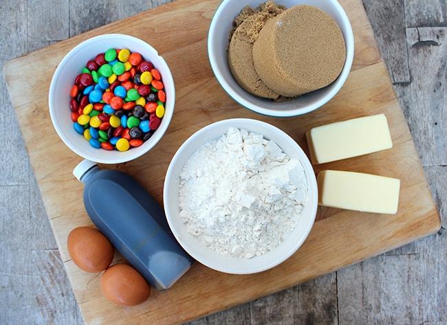superhero-dessert-blondies-ingredients