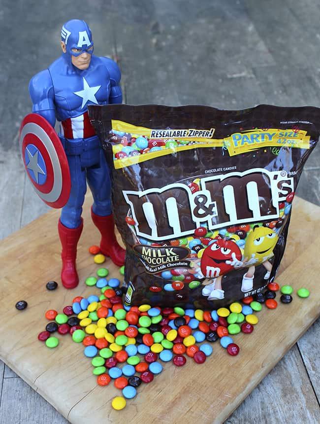 superhero-m&ms-dessert-ideas