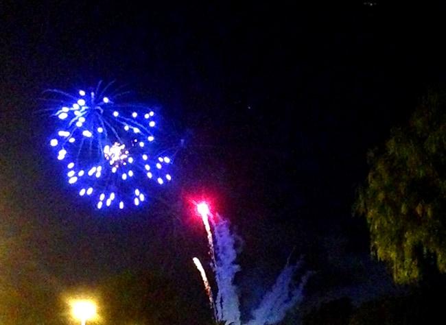 Legoland Brick-or-Treat Fireworks
