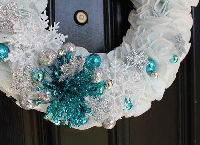 frozen christmas decorations