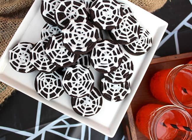 Halloween Oreo Treat Ideas