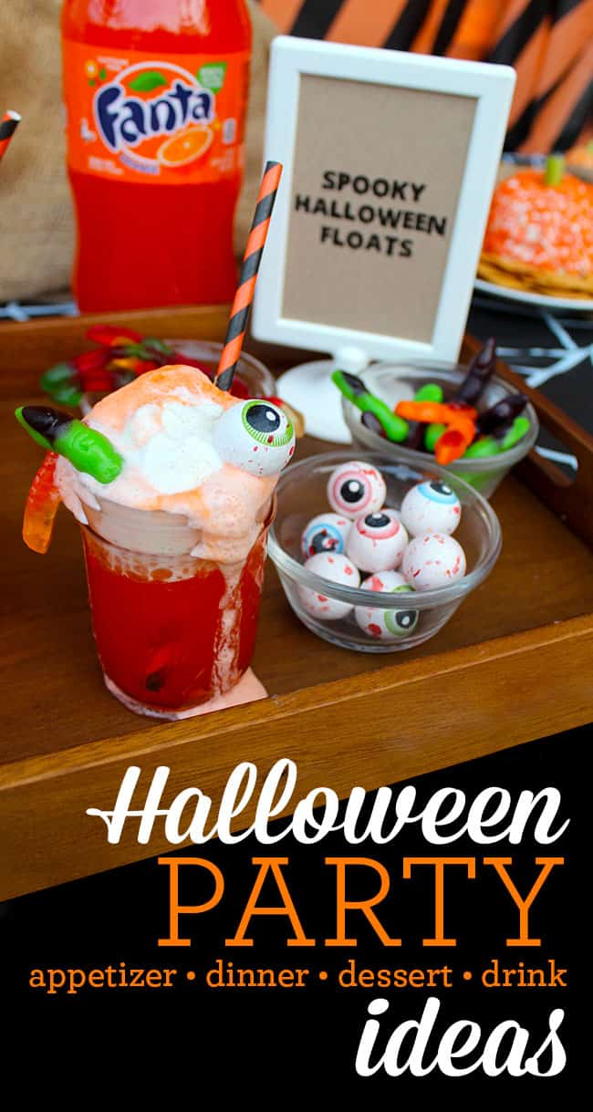 halloween party ideas recipes and free printables spookysnacks