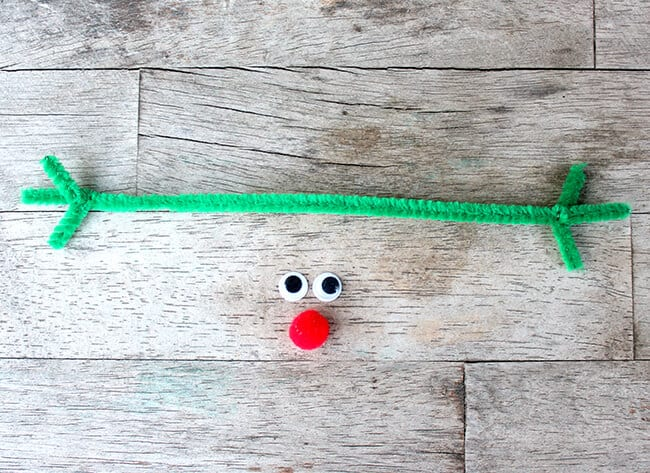 Pipe Cleaner reindeer