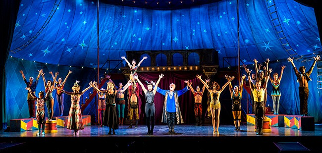 Segerstrom Center pippin