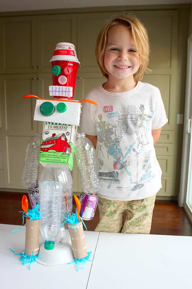 recycling-robot-craft-tutorial
