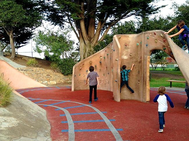 Best-Dennis-the-Menace-Park-climbing-wall