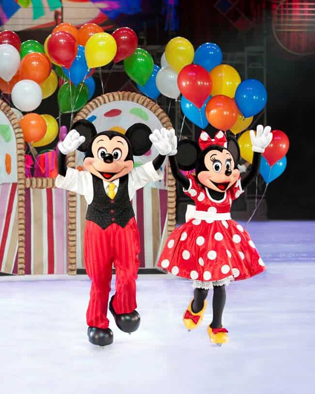 Disney On Ice Promo Code Mickey Mouse