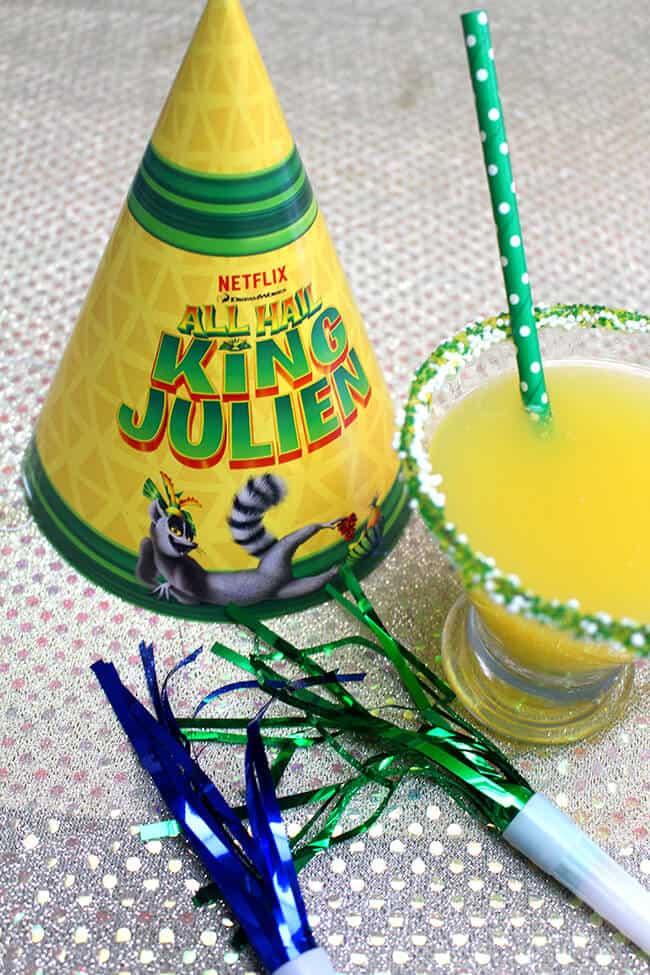 orange pineapple holiday punch