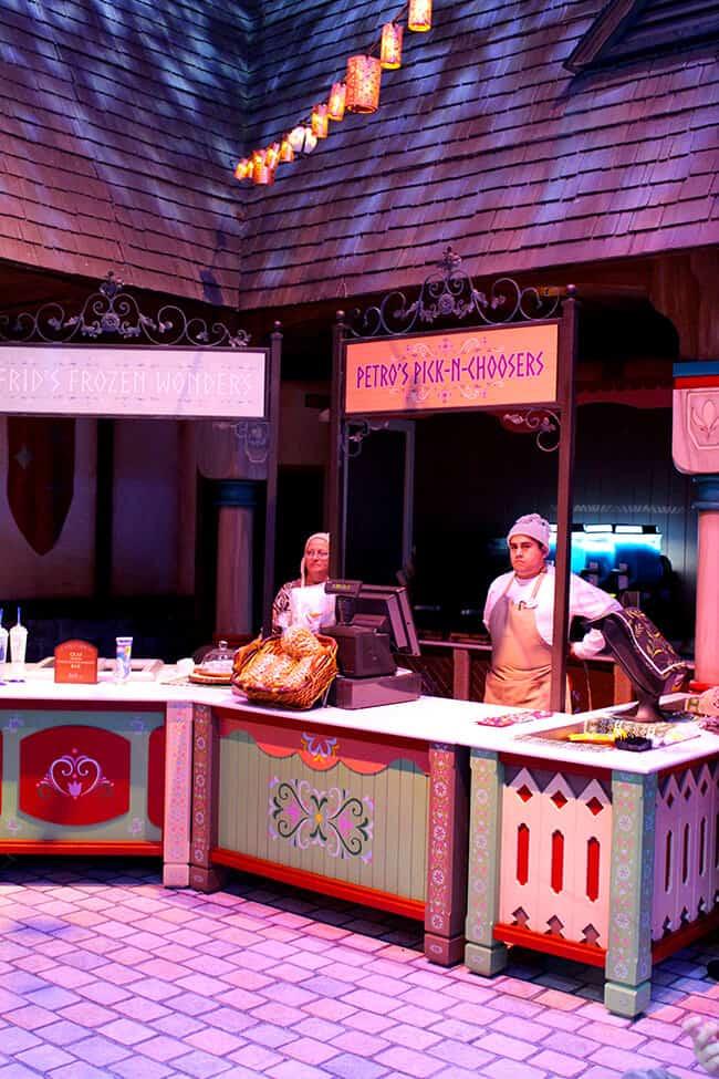 Disneyland Frozen Fun Treats