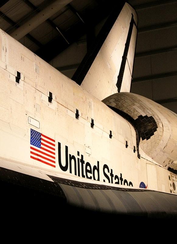 Endeavor Space Shuttle Ticket - Popsicle Blog