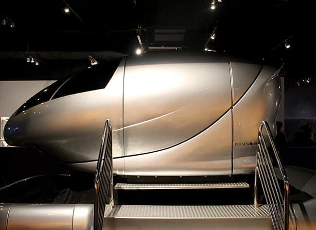 Endeavor Space Shuttle simulator