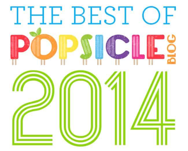 best of popsicle blog 2014