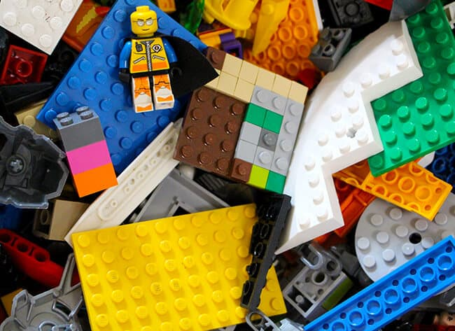 mom of boys legos