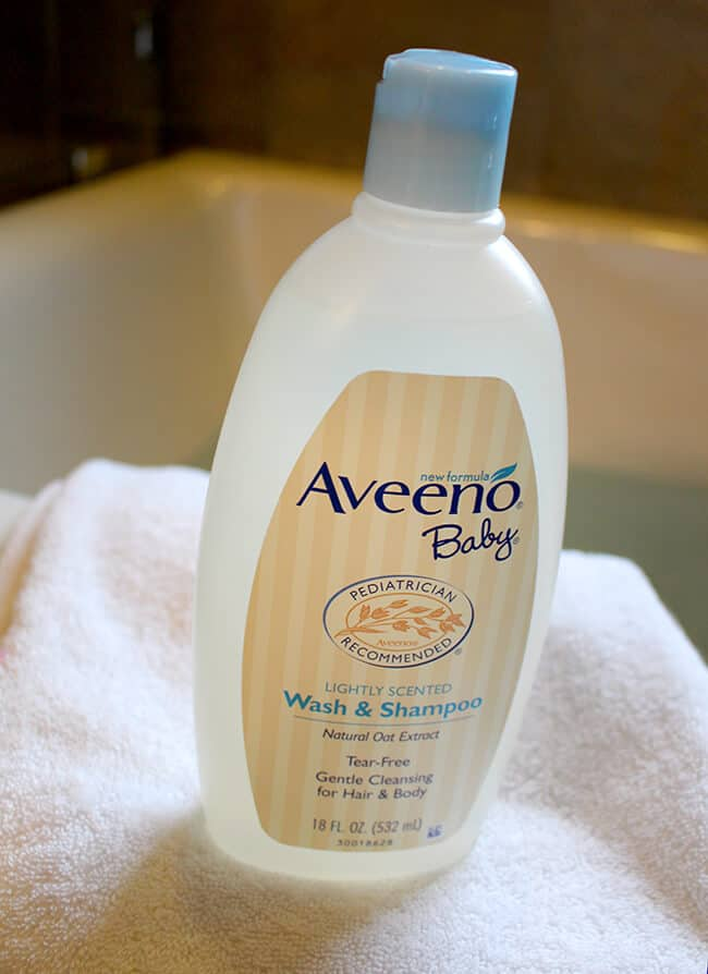Aveeno Baby Wash & Shampoo Sensitive Skin