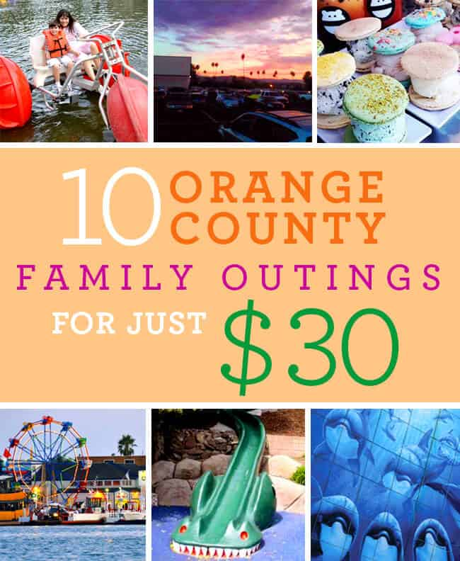 Best Family Outings in Orange County