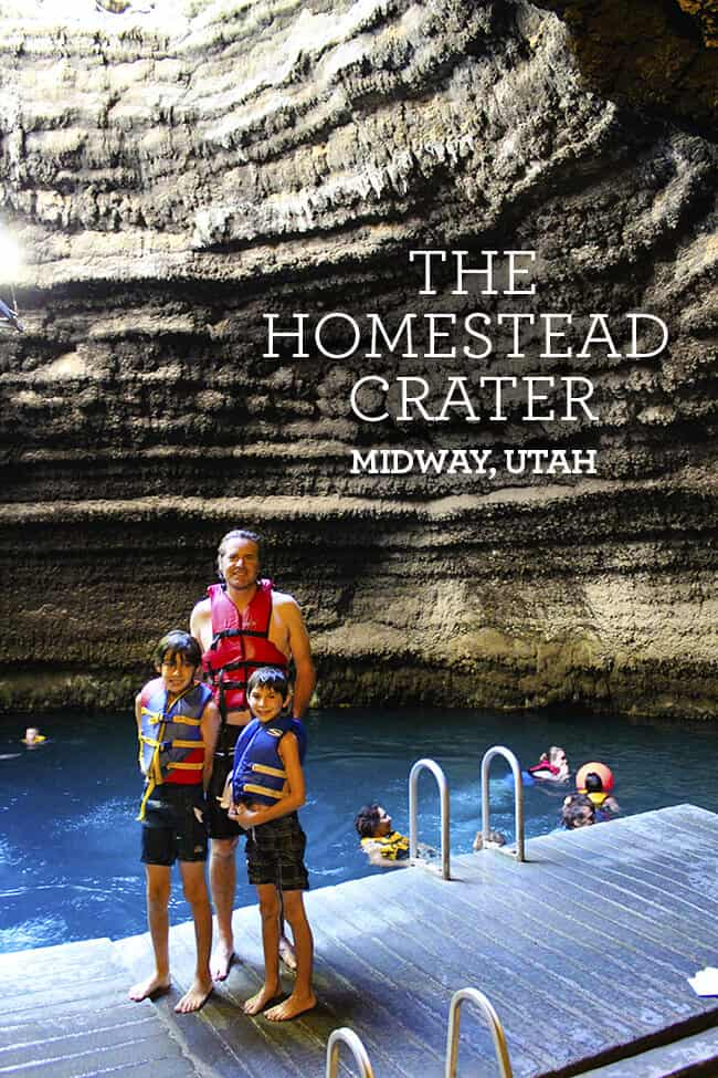 Homestead Resort Crater - Swim Inside a Crater