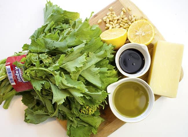 Rapini Salad Recipe