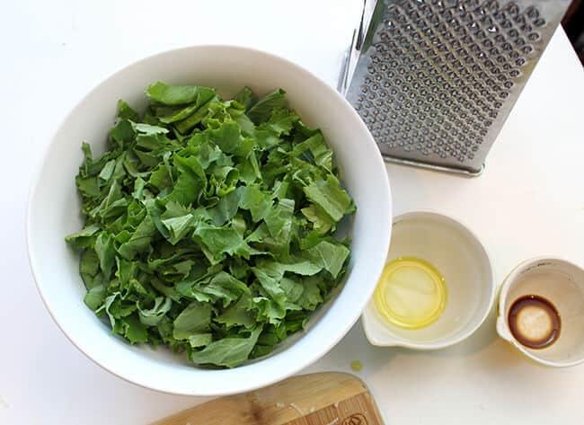 Rapini Salad