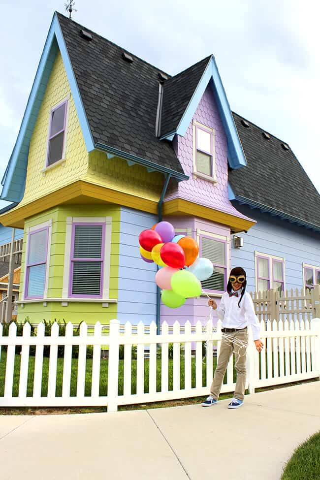 The Real Up House - Family Travel
