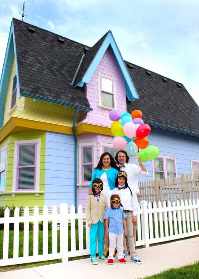 The Up House - Family Travel