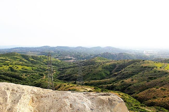 Anaheim Hills Hiking Serrano Road