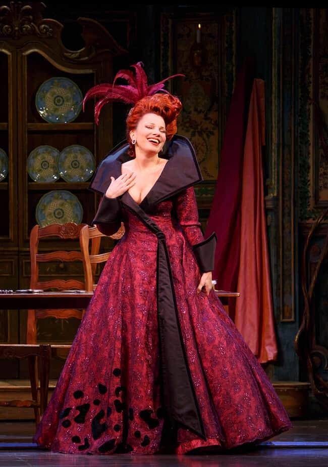 Cinderella Ahmanson Actress Fran Drescher
