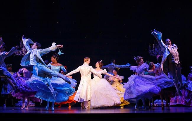 Cinderella the Musical Ahmanson Cast