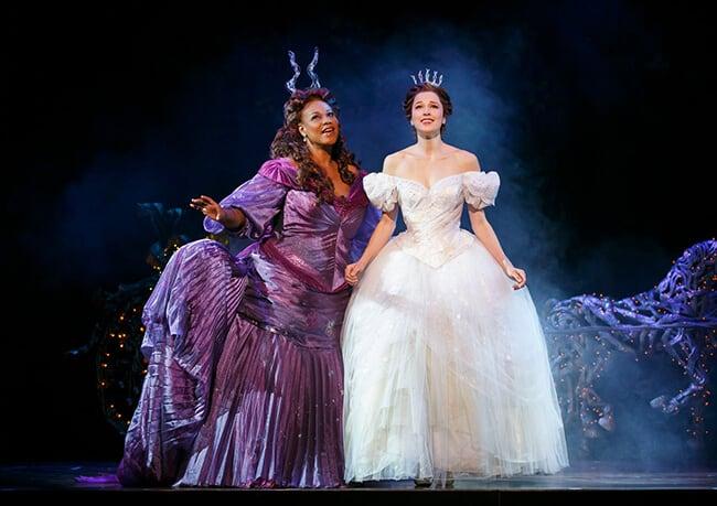 Cinderella the Musical Ahmanson Fairy Godmother